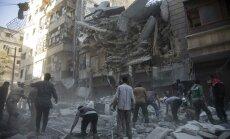Ametnikud: USA kaalub Süürias karmimat vastust Venemaale