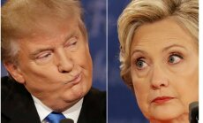 Donald Trump ja Hillary Clinton