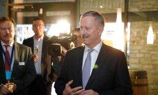 FOTOD: Siim Kallase kõne peol: me olime täna tunnistajaks väga tõsisele poliitilisele krahhile