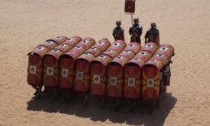 Tänapäeva märulipolitsei kasutab Rooma leegionäride nippi
