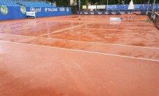 OTSEPILT: Merko Open Pärnus: Mängud lükati vihma tõttu teistkordselt edasi