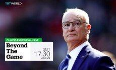 VIDEO: Leicesteri poolehoidjad tegid Ranieri tänamiseks südamliku pöördumise