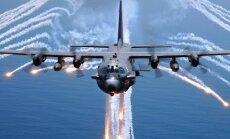 USA sõjalennukite suur dilemma: Kuhu kinnitada laserkahur?