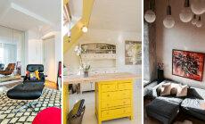 Kolm julgete interjöörilahendustega kodu, kust noppida ideid