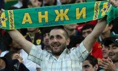 Russian Football Premier League. Anzhi vs. Lokomotiv