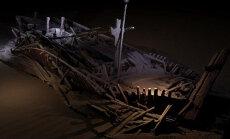На дне Черного моря найдено кладбище древних кораблей