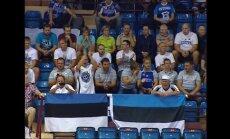 TÄISPIKKUSES: Eesti korvpallikoondis kaotas Valgevenele 16 punktiga