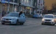 Liiklushuligaan Valentina