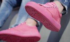 В Амстердаме выпустили кроссовки из жвачки