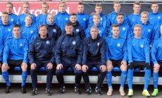 Eesti U-19 jalgpallimeeskond