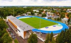Pärnu Rannastaadion aerofotod