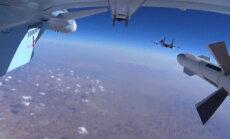 Napp pääsemine: USA ja Vene lennukid sattusid Süüria kohal üksteisele ohtlikult lähedale