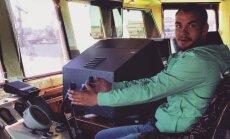 Töökohal õppides amet selgeks! Tüürimeheks õppiv Juhani: Laevasillal tunnen end pigem kolleegi kui õppurina