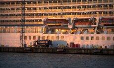 Viking Star Tallinna sadamas