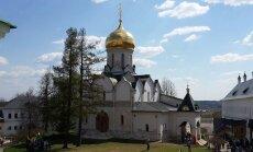 ФОТО читателя Delfi: Пасынок Наполеона и квас в Саввино-Сторожевском монастыре в Звенигороде