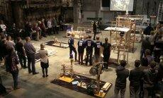 VAATA UUESTI: Nutikad õpilased ehitasid Rube Goldbergi masinate võistlusel fantaasiaseadeldisi