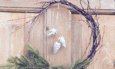 Tee ise! Valmista riidepuust imeline jõulupärg