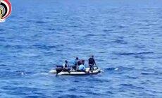 Egiptuse ametnik: EgyptAiri reisilennuki allakukkumiskohast leitud inimjäänused viitavad plahvatusele