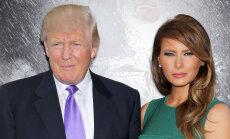 Melania Trumpile sisustatakse Valges Majas glamuurne ilutuba