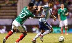 Argentina olümpia vutikoondis rööviti Mehhikos paljaks