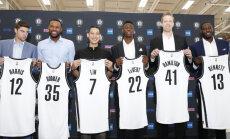NBA eelvaade: Brooklyn Nets - suurim favoriit algava hooaja