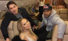 Mariah Carey eralennukis pärast Tallinna kontserti