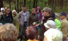 Maaleht kutsub taas seeneriiki avastama