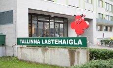 Tallinna lastehaigla uus reanimobiil