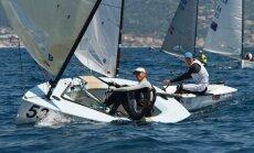 Deniss Karpak lõpetas purjetamise MM-i 11. kohal ja tõigi Eestile olümpiapääsme