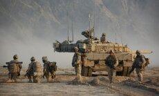 Sõdur: Kanada soomusvägede Afganistani õppetunnid
