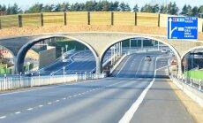 Tallinn-Tartu maantee uue lõigu avamine