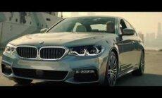 "VIDEO: Nii tehakse reklaame: Clive Oweni BMW lühifilm ""The Escape"""