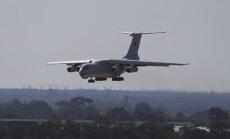 Vene Föderatsiooni lennuk rikkus Eesti õhupiiri, välisministeerium kutsus Vene suursaadiku vaibale
