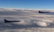 Kaks Vene pommitajat lendas Islandilt Stockholmi suundunud reisilennuki all