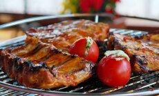 RETSEPT   Tõelise lihasõbra lemmikut - searibi - võib vabalt süüa ka talvel