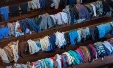 Vaesed ja kodutud Oleviste kirikus