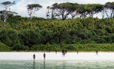 Põhja-Sentineli saar - koht, kus merehädalisi ja randujaid ootab ees vaid noolterahe