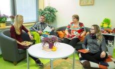 Pärnu laste vaimse tervise keskuse töötajad ja psühholoogToomas Kask on tuleviku pärast mures.