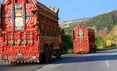 Музей на колесах, или Красота по-пакистански