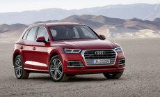 Teise generatsiooni Audi Q5 jõuab uue aasta alguses müügile. Hind teada!