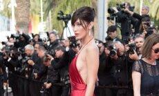 FOTOD: Modell Bella Hadidi stilist avaldab, millist pesu sellise kleidi all kantakse