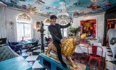 Kunstnik Soho Fond: hullumeelsed valgustid, palju kitši ja eklektikat