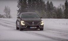 Motorsi proovisõit: Renault Talisman - sellest autost otsitakse õnne