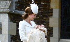 FOTOD: Milline kuninglik iludus! William ja Kate avaldasid kuuekuusest Charlotte'ist värsked pildid
