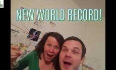 Eestlased osalesid maailmarekordis: kõik selle ajakulu ja magamata tunnid kompenseeris teade raadiosaatjas: