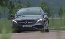 Motorsi proovisõit: Mercedes-Benz CLA 200 - kapoti all on turbo