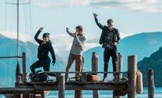 FOTOD | Hilife.ee videokunstnikud tõusid Uus-Meremaa kohale adrenaliinilaksu püüdma