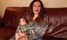 Äge VIDEO: No see on ikka eriti huvitava välimusega beebi...