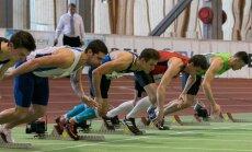 Rahvusvaheline mitmevõistlus Lasnamäe kergejõustikuhallis