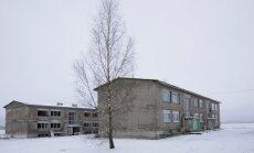 Kolhoosiaegsed kortermaja Päinurme külas